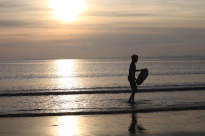 Harlech Sunset (15 mins away)
