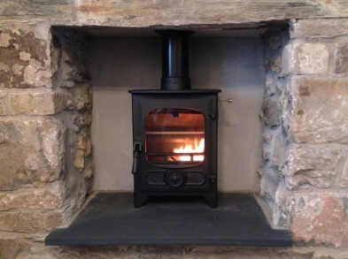 Charnwood wood-burner