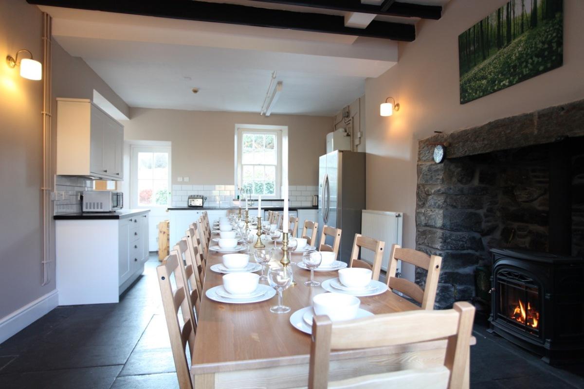 Old Bell House Kitchen Diner