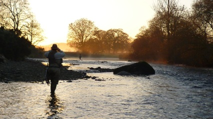 Try fishing with local guide, Brian Jones (one-to-one or small groups)