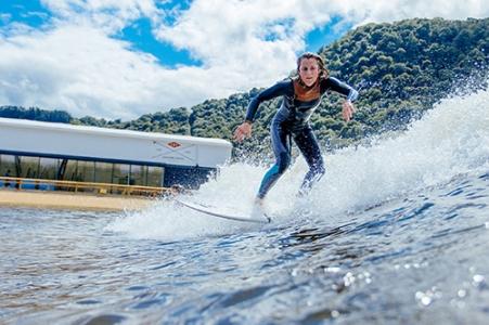 Surf Snowdonia (35 mins)