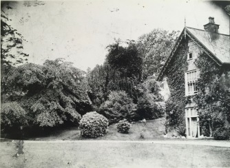 Plas Blaenddol estate (early 1900s)