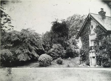 Plas Blaenddol estate (early 1900s)